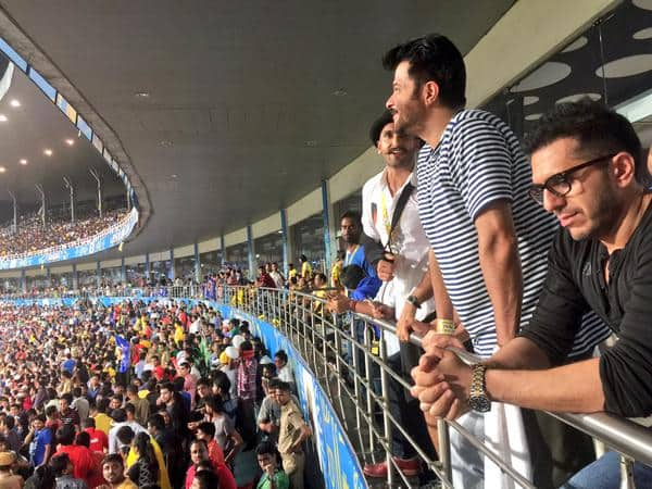The DDD Cast Had a Ball At The IPL