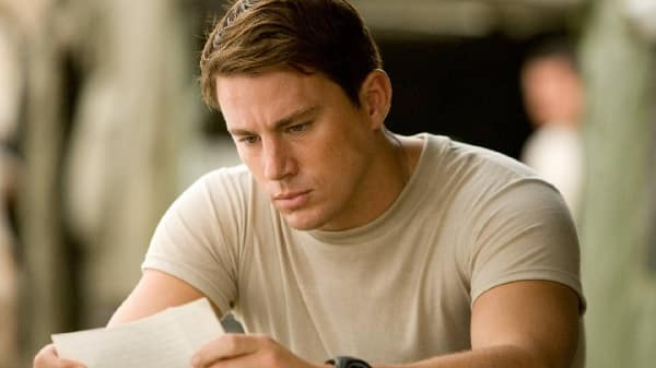 Channing Tatum shows humble gesture to a dying fan