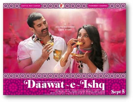 Daawat-e-Ishq's first trailer is out