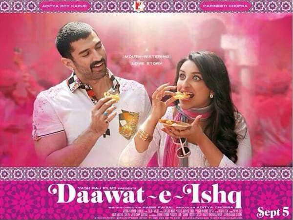 Daawat-e-Ishq: First snapshot out