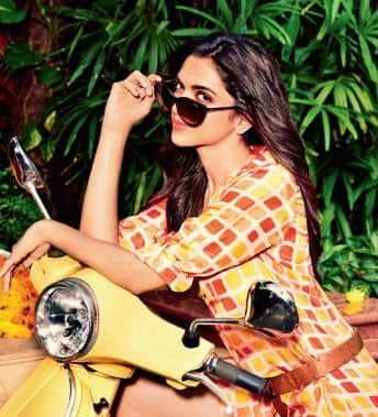 We're All Eyes On Deepika As She Turns Model For Vogue Eyewear