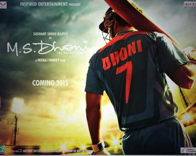 Fox to co-produce MS Dhoni biopic, bags distribution rights too