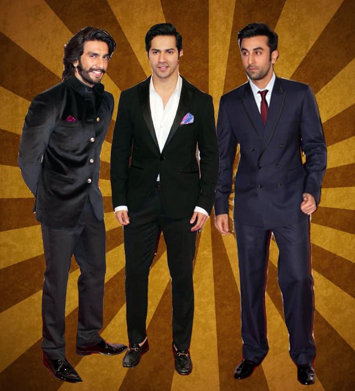 Conference Call: Varun Dhawan, Ranbir Kapoor and Ranveer Singh