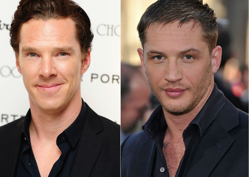 Marvel's next to have Benedict Cumberbatch and Tom Hardy together