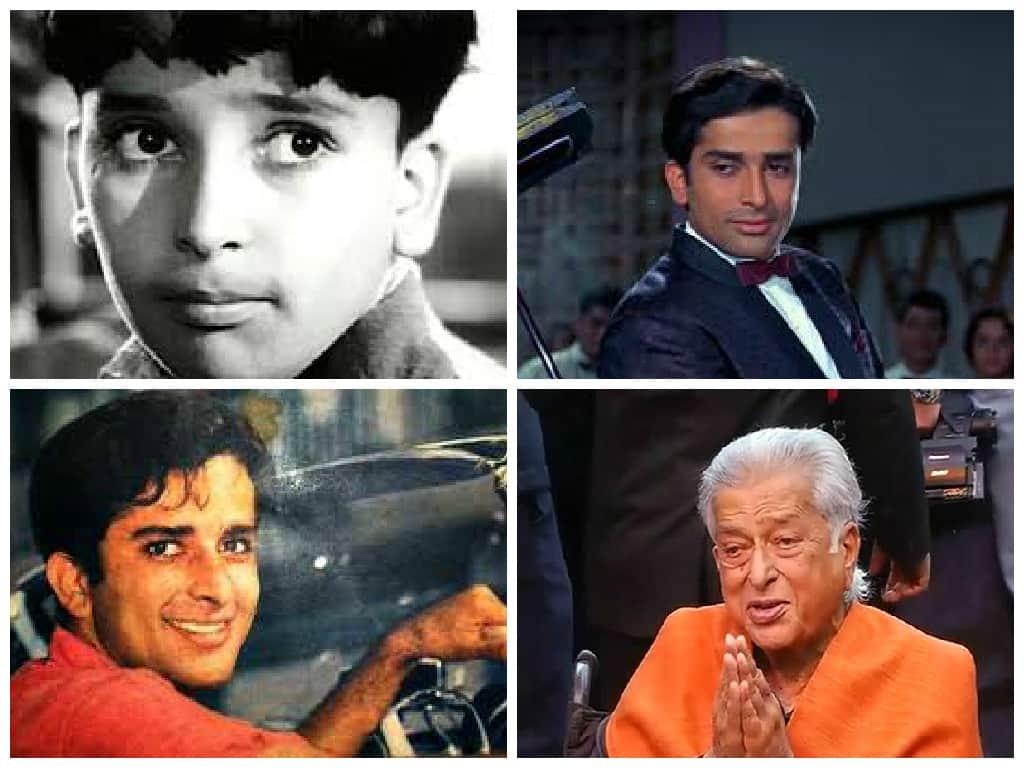 Shashi Kapoor Receives The Dadasaheb Phalke Award