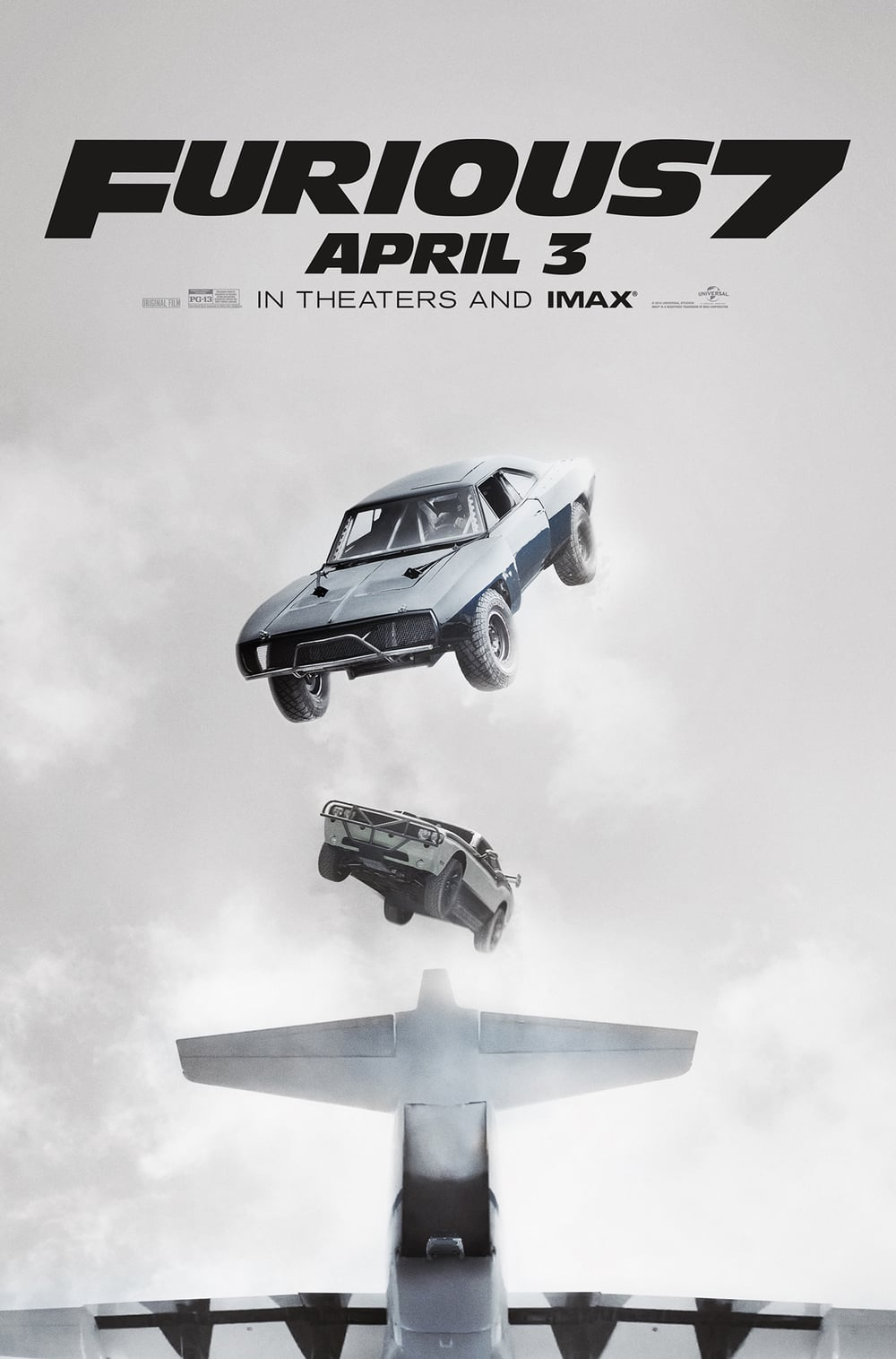 Furious 7's winning streak at Box Office continues in third week