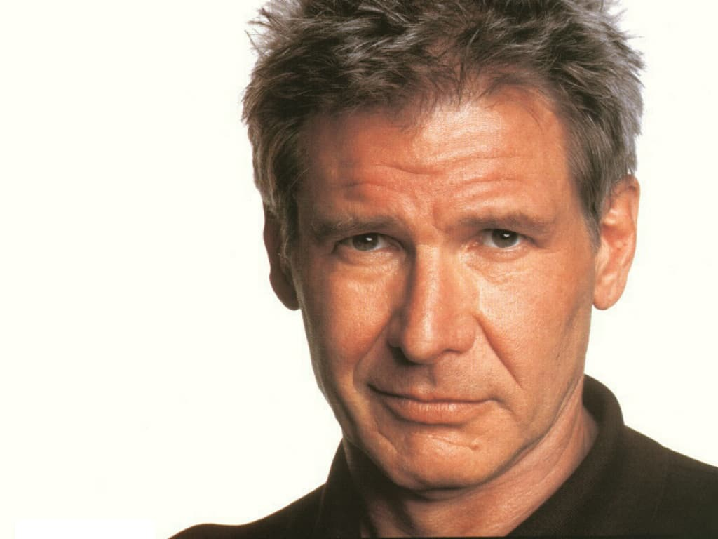 I always wanted to play character parts, says Harrison Ford