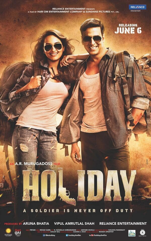 Akshay Kumar dislikes calling Holiday: A Soldier is Never Off Duty a remake