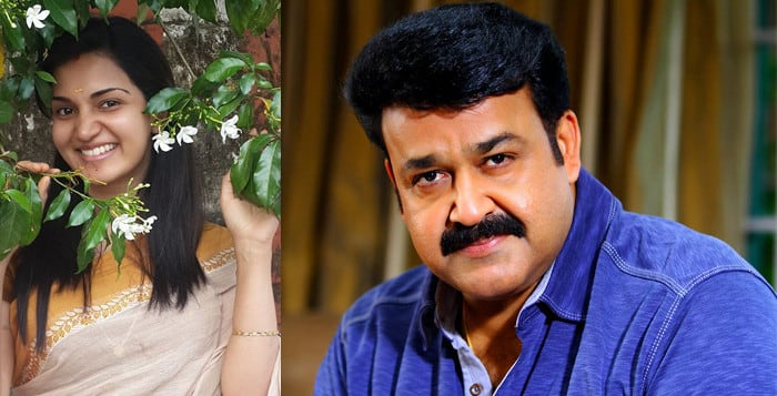 Honey Rose to romance Mohanlal in her next