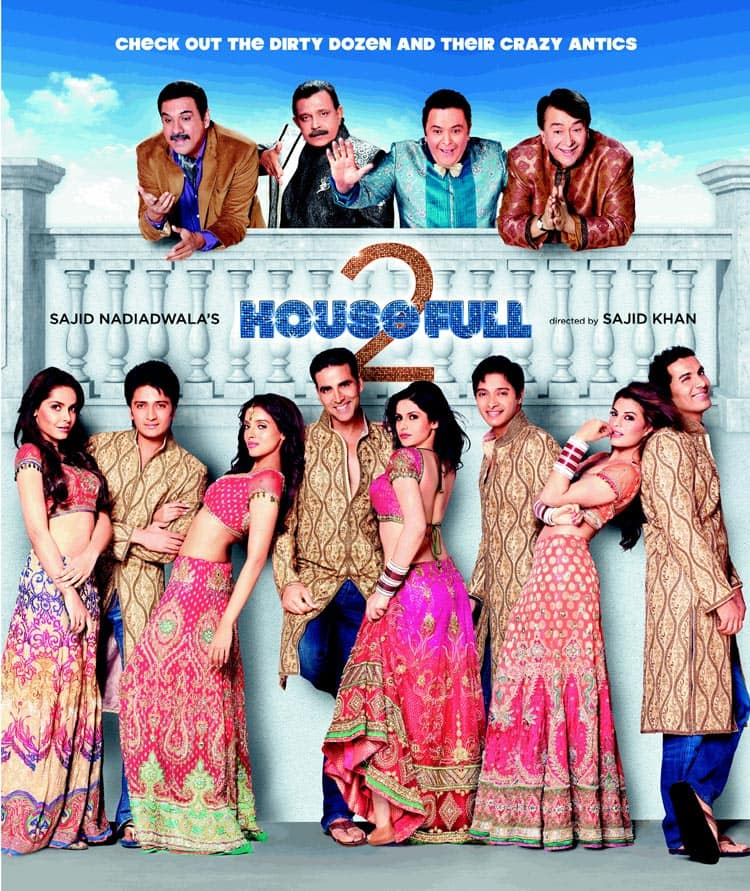 Do you know housefull 2 mp3 download.
