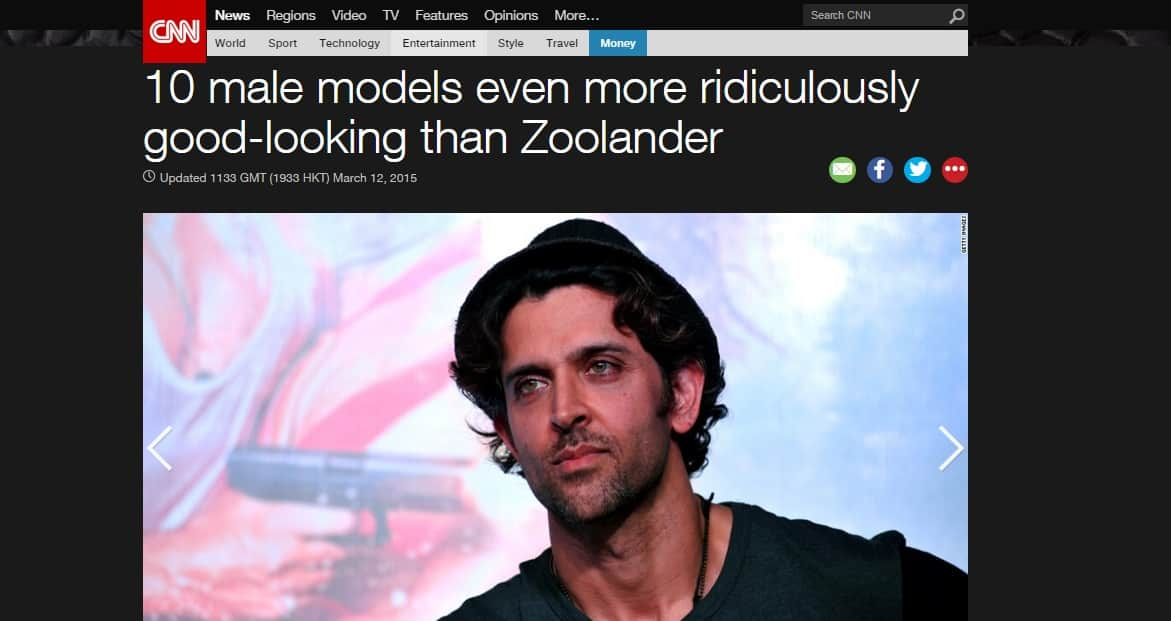 Guess Which Bollywood Celeb Made It to CNN's Ridiculously Good Looking List