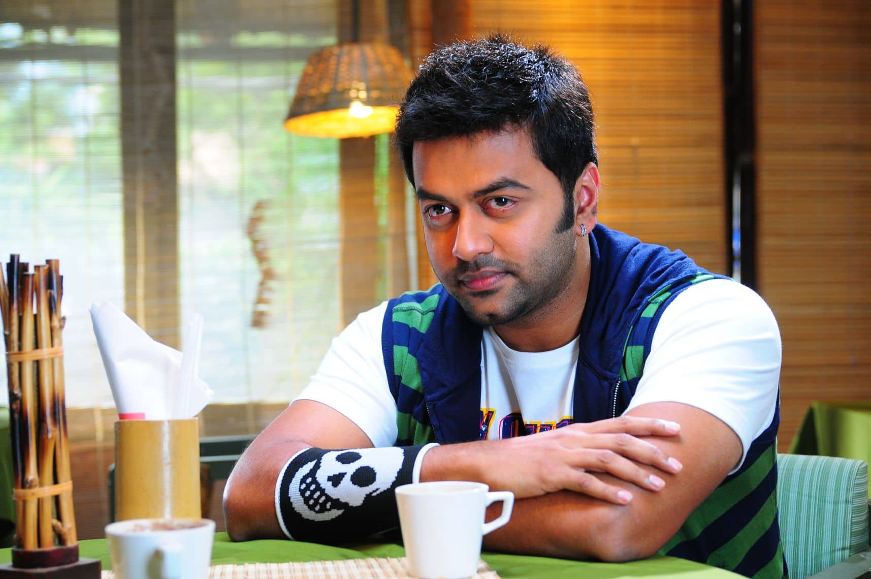 Indrajith busy with his upcoming movies