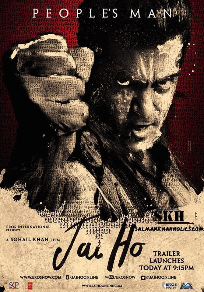 5 Reasons Why We Want to Watch Jai Ho