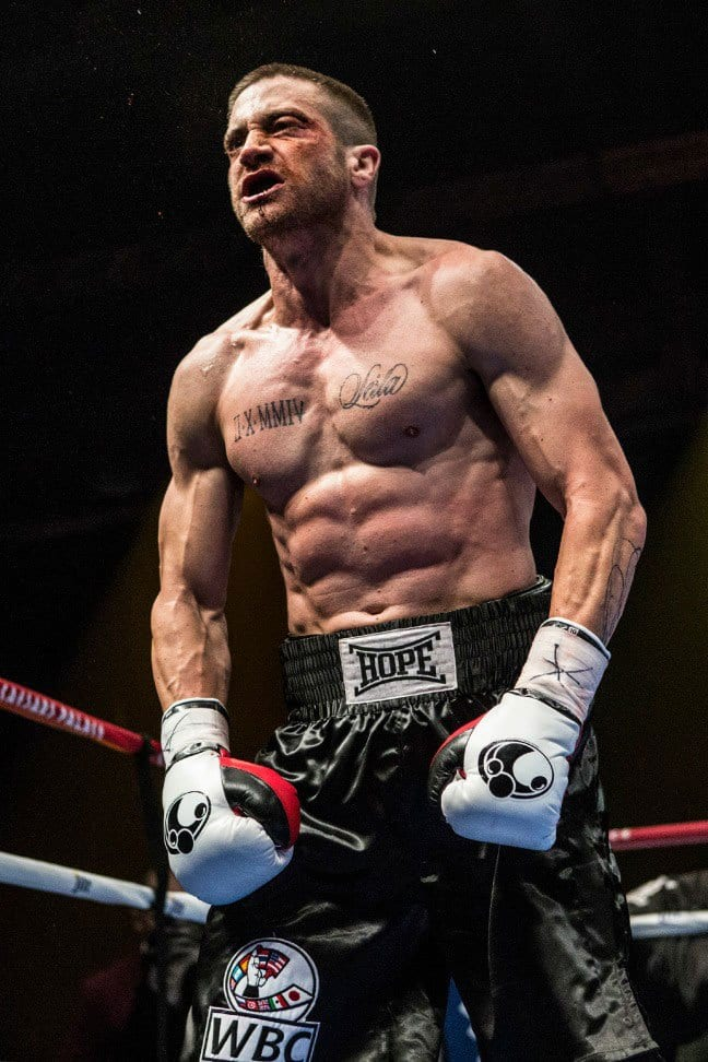 Jake Gyllenhaal to have shredded look for Southpaw