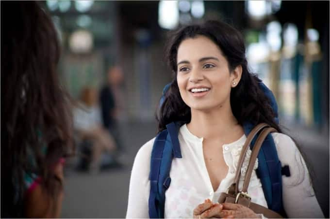 """""""Commercial awards are for TRPs, I have better things to do,"""" – Kangana Ranaut"""