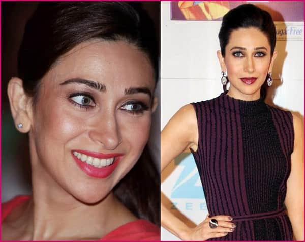 Bollywood Actresses -- Then & Now