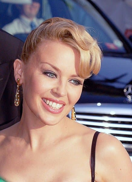 Kylie Minogue returns to the big screen