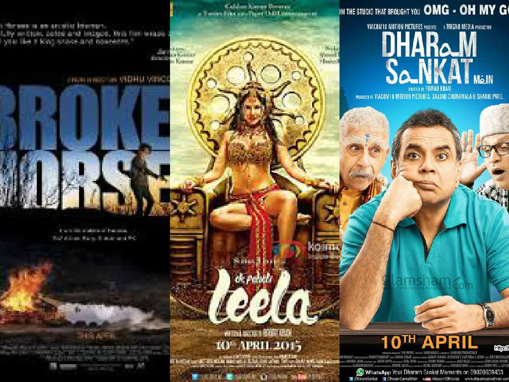 Will Ek Paheli Leela, Dharam Sankat Mein and Broken Horses be enough to stop Furious 7 rage?