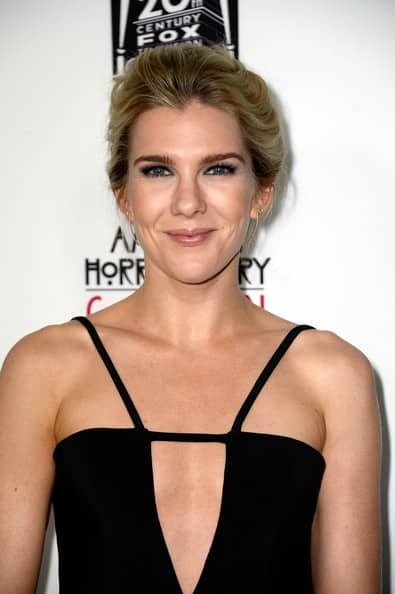 The Veil: Lily Rabe steps in