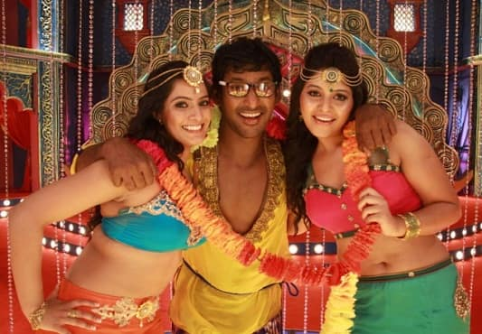 Madha Gaja Raja releasing on September 27?