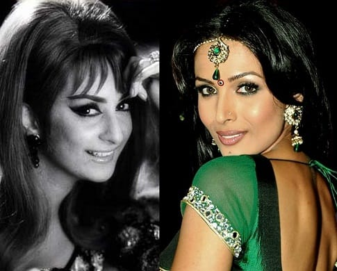 Many birthday greetings to Saira Bano and Malaika Arora Khan