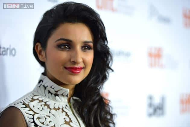 Parineeti tells where she has been hiding out herself lately