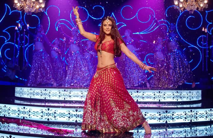 """""""I'm not really an item number person, I'm an actor"""" – Preity Zinta"""