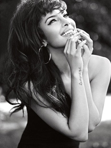 Priyanka Chopra becomes the 1st Indian poster girl for Guess