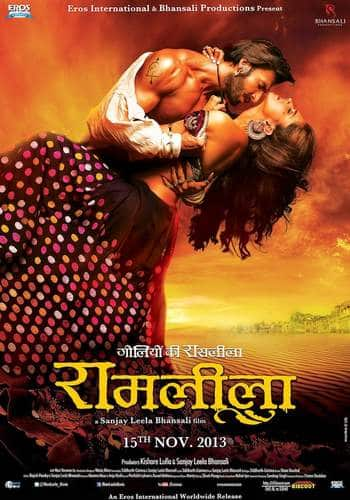 Ram Leela trailer: Intensely romantic, passionate and colourful