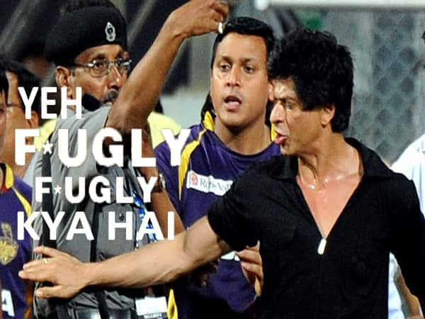 How Would SRK React To The Fugly Song