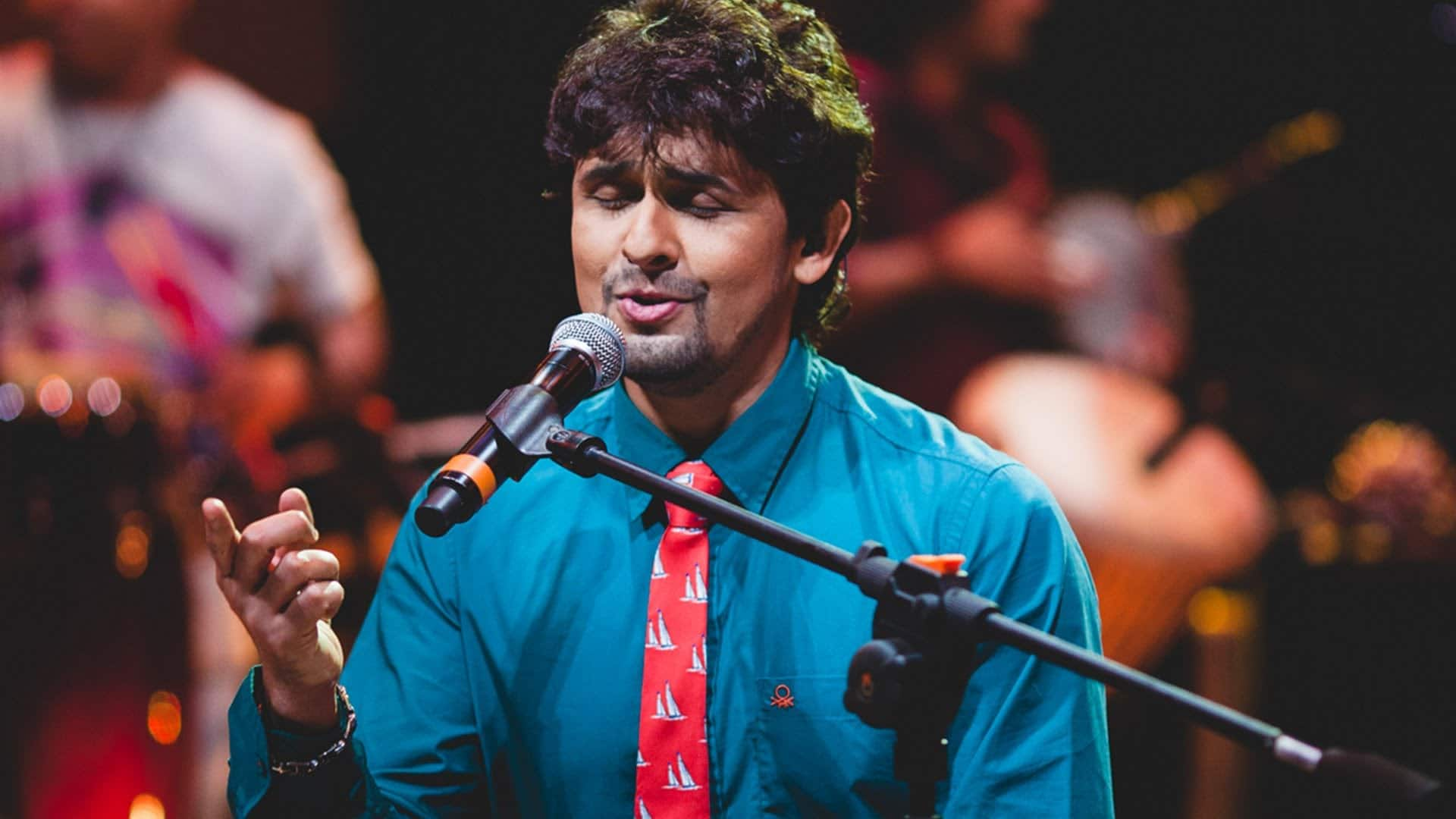 Why Sonu Nigam Needs To Act Again