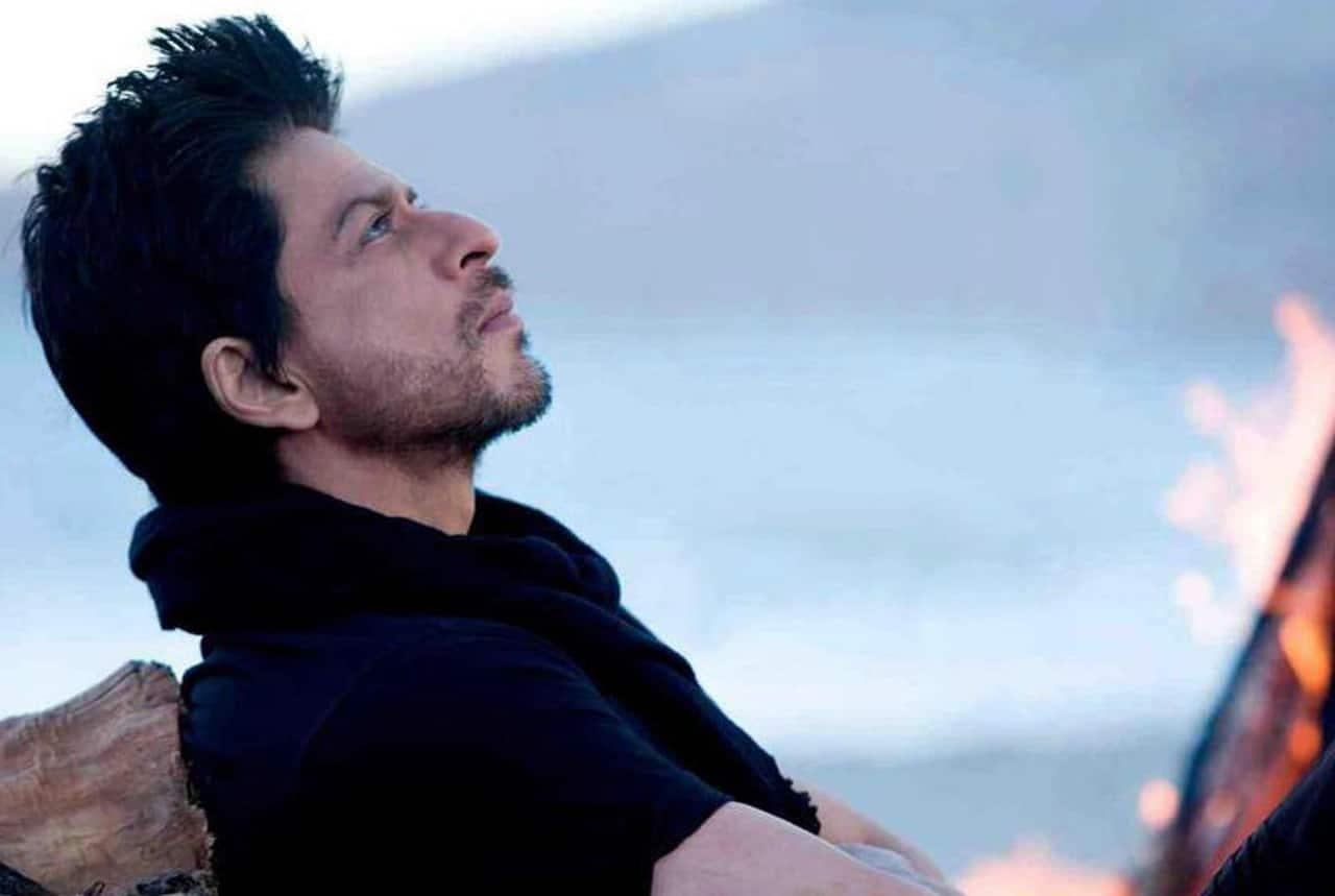 Shah Rukh Khan's Hairstyles Through the Years
