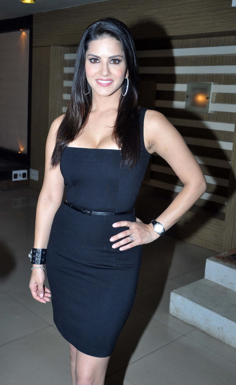 Sunny Leone: I am usually up for anything