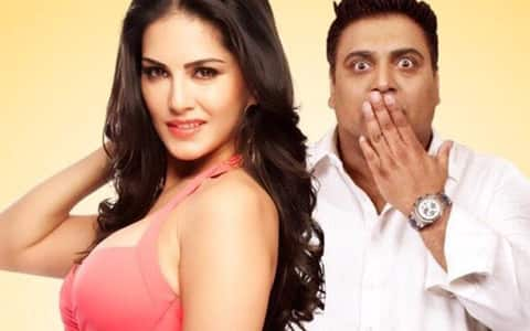 Sunny Leone finds Ram Kapoor a 'true comedian'