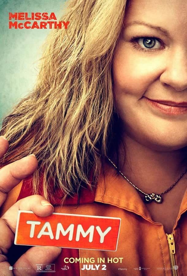 Melissa McCarthy finds something crazy in Tammy casting