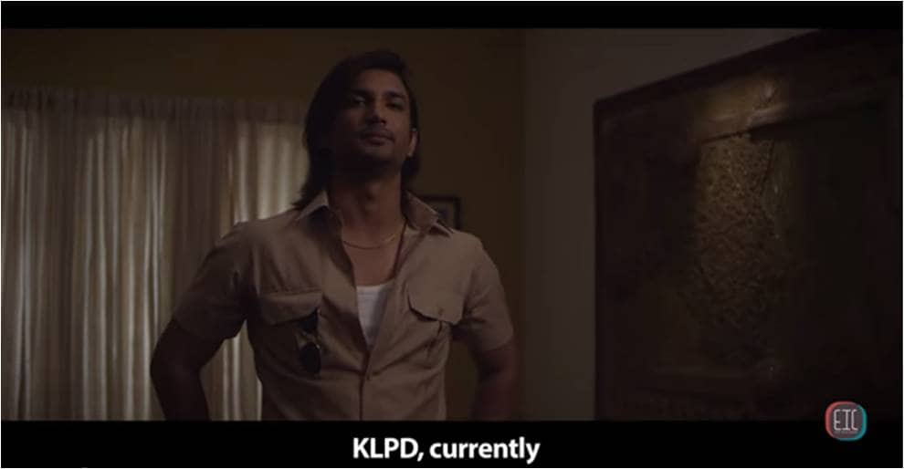 Two Detectives ft. Sushant Singh Rajput and Anand Tiwari - Video of the Day!