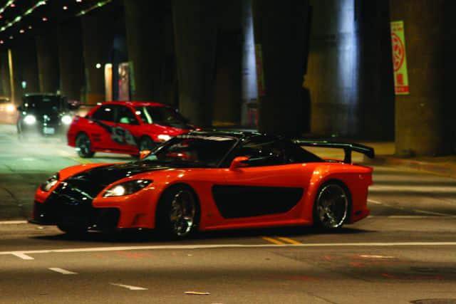 13 Vengeful Vehicles of Hollywood