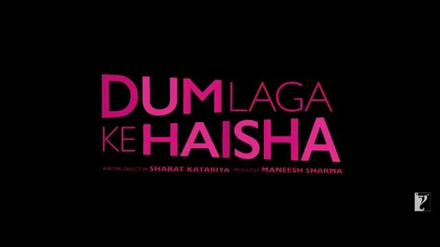 Dum Laga Ke Haisha Proves that Love Comes in All Sizes!
