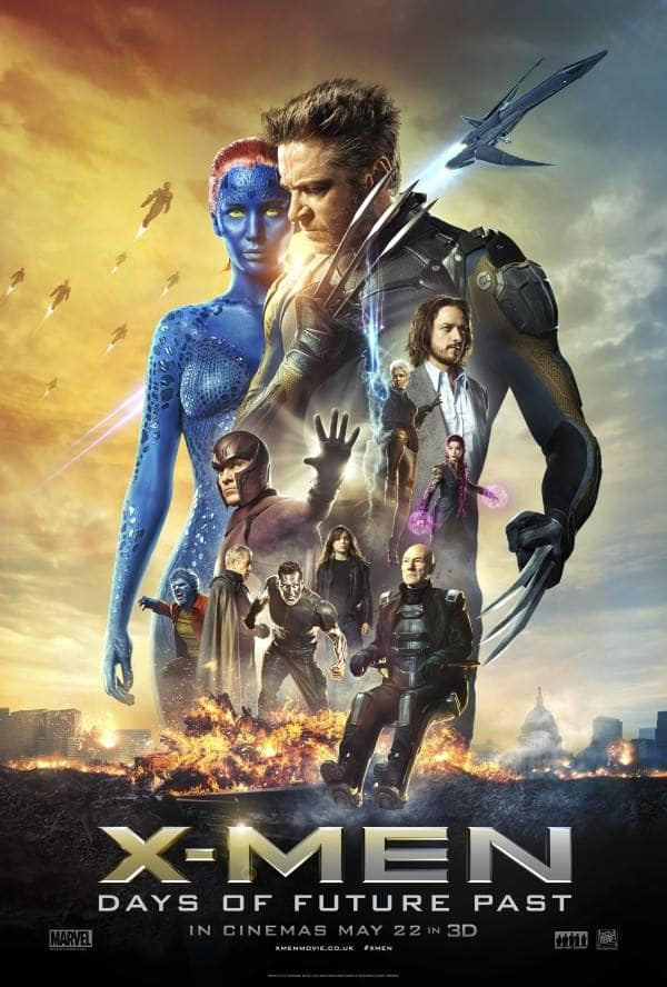 A Definitive Ranking of All X-Men Movies