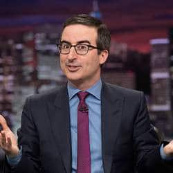 John Oliver To Voice For Red-Billed Hornbill in 'Lion King'