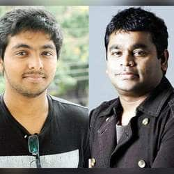G. V. Prakash To Sing For A. R. Rahman's Composition In 'Mersal'
