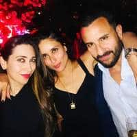 Kareena Kapoor Khan, Saif Ali Khan And Karisma Kapoor Are Having Fun In London And These Pictures Are Proof