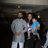 In Pictures: Saif And Kareena Begin Celebrations Ahead Of Taimur Ali Khan's 2nd Birthday!
