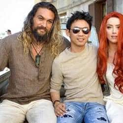 Check Out This Behind-The-Scenes Photo From The Sets Of Aquaman
