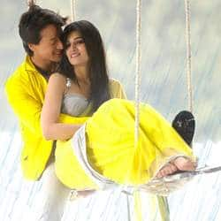 Here's What Kriti Sanon Has To Say About Being A Part Of Tiger Shroff's Baaghi 2!