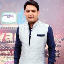 Kapil Sharma (Actor/Comedian)