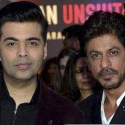 Our Next Will Be Something That Makes Everyone Happy: SRK And Karan Johar