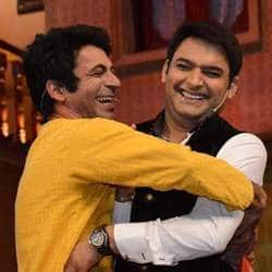 Kapil Sharma Says He 'Never Fought With Sunil'