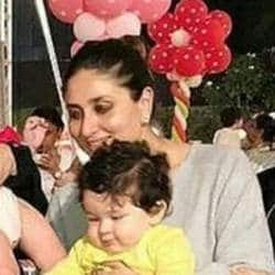 Taimur's Birthday: See The Pictures As The Pataudi Palace Prepares For 'Chote Nawab's' Birthday