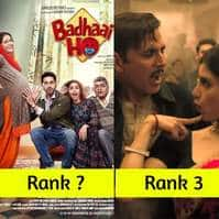 10 Bollywood Films Of 2018 With The Highest Opening Occupancy In Morning Shows!